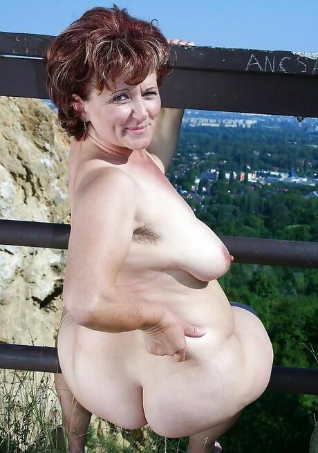 Big Granny Ass Pics
